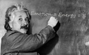 Emotion is Energy