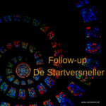 Follow-up De Startversnellerma