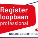 Logo register loopbaan professional